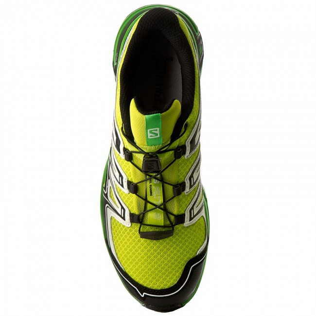 Buty SALOMON Wings Flyte 2 393293 27 W0 Lime Punch.BlackWhite