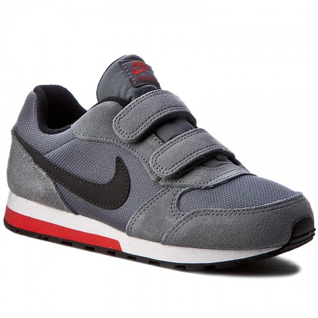 newest c69f0 9ae25 Buty NIKE - Md Runner 2 (PSV) 807317 006 Cool GreyBlackMax O