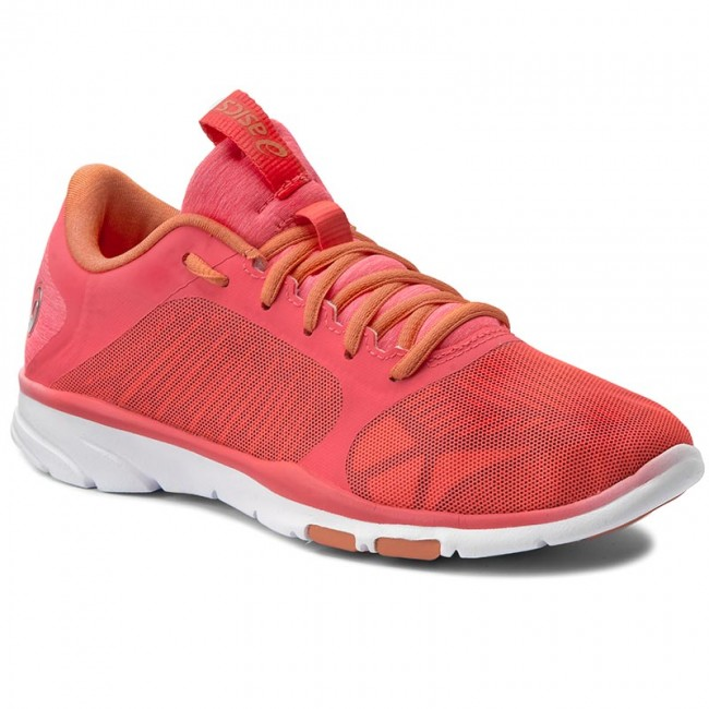 7c1769e33 Buty ASICS - Gel-Fit Tempo 3 S752N Diva Pink/Silver/Melon 2093 - Fitness -  Sportowe - Damskie - eobuwie.pl
