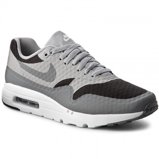 buy popular 0f166 11af7 Buty NIKE - Air Max 1 Ultra Essential 819476 008 BlackCool GreyWolf