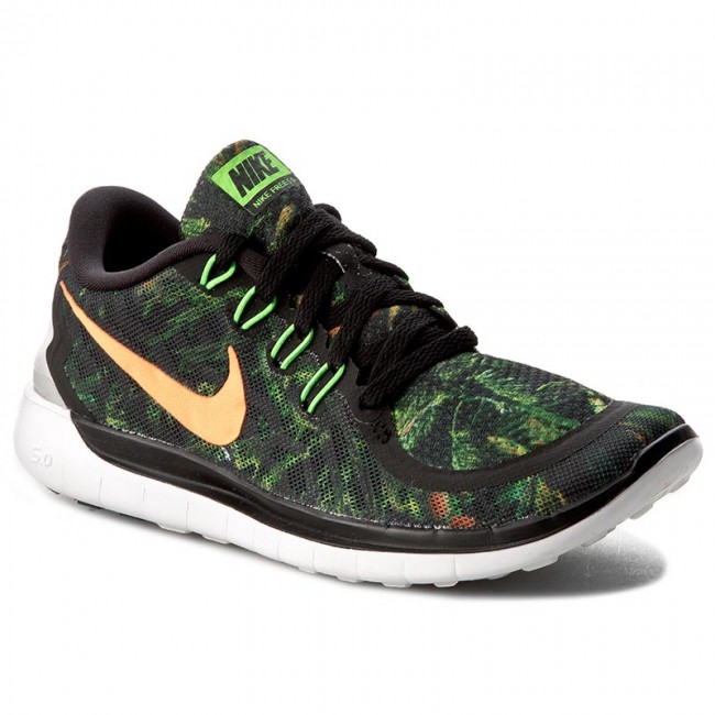 purchase cheap c7021 813e5 Buty NIKE - Free 5.0 Solstice 806588 003 BlackBrght CtrsPrTropical