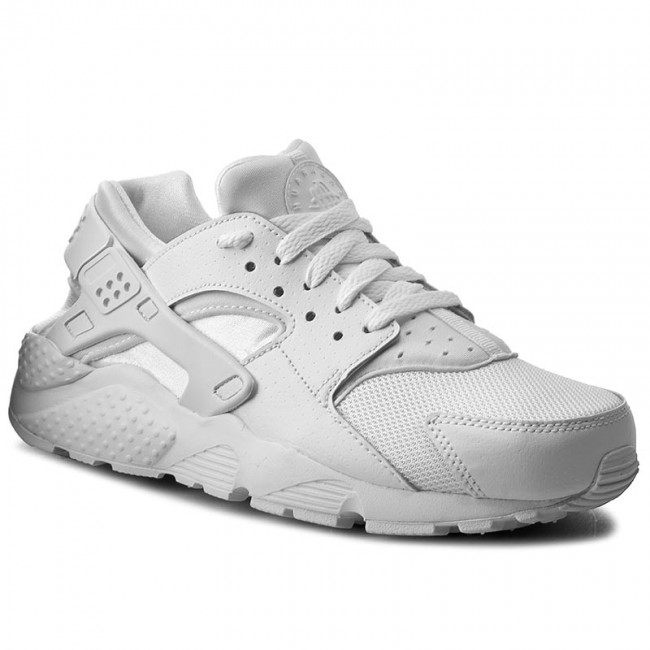 newest 62c6f 6ac69 Buty NIKE - Huarache Run (GS) 654275 110 White/White/Pure Platinum ...