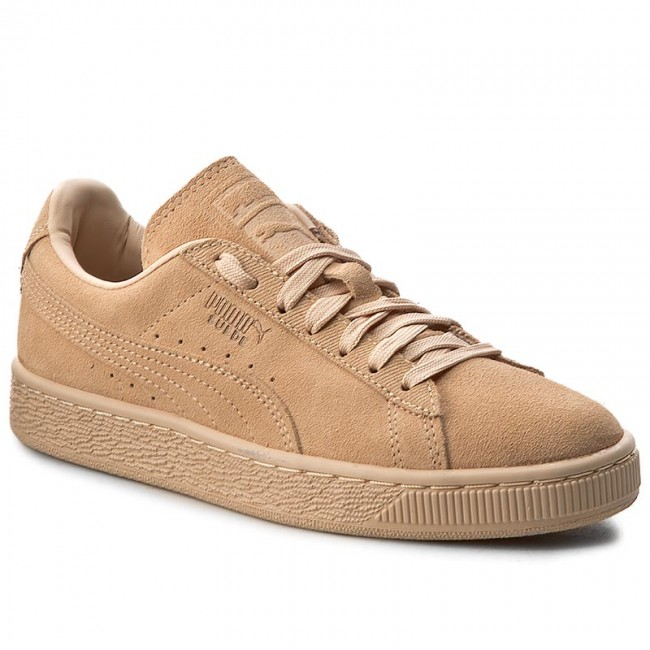 8eee34674bc85 Sneakersy PUMA - Suede Classic Tonal 362595 02 Natural Vachetta ...