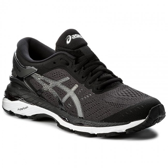 63b2556bb6 Buty ASICS - Gel-Kayano 24 T799N Black Phantom White 9016 ...