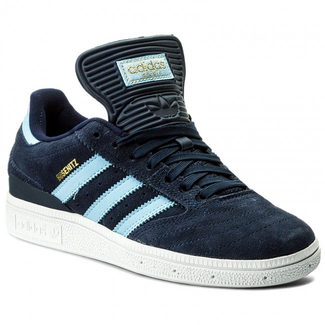 d4489b1e1b843 Buty adidas - Busenitz BY3967 Conavy/Clblue/Goldmt - Sneakersy ...