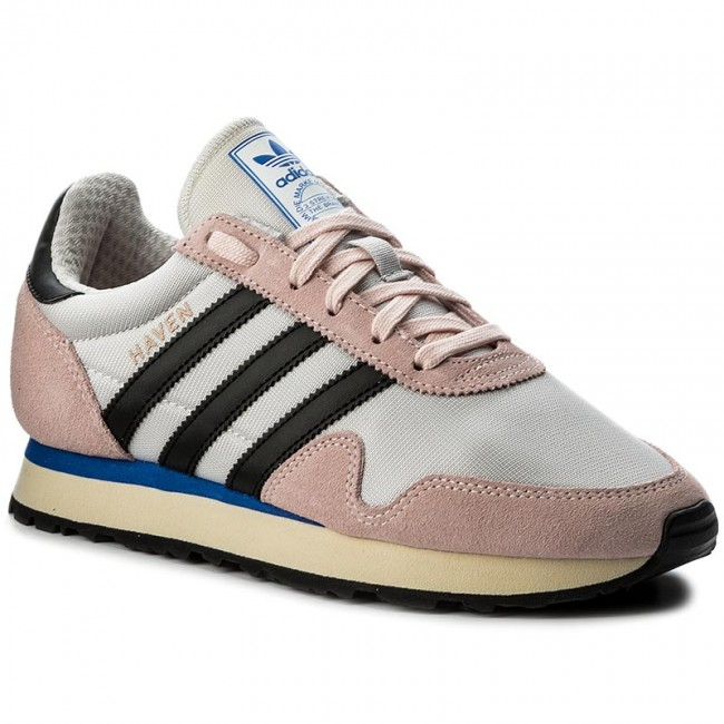 free shipping 72bd3 49255 Buty adidas - Haven W BY9573 GreoneCblackIcepnk