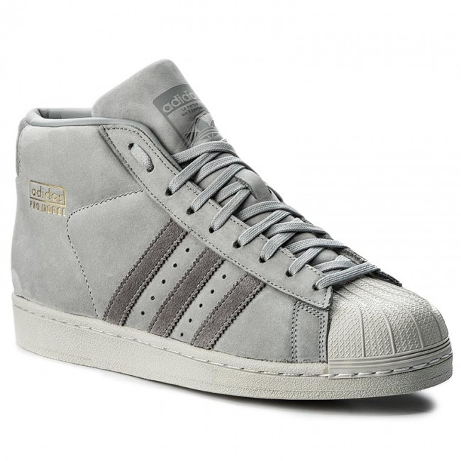 huge selection of d8fb8 b72a5 ... 0534454fa45d Buty adidas - Pro Model BZ0215 Midgre Grethr Greone -  Sneakersy .. ...