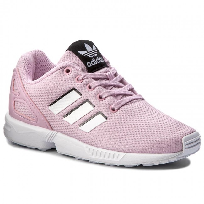 huge discount 86ec3 24a6c Buty adidas - Zx Flux C BY9852 Fropnk Ftwwht Ftwwht