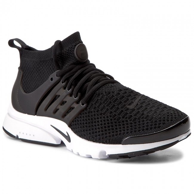 buty nike air presto flyknit ultra black