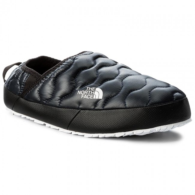 9848305206b83 Kapcie THE NORTH FACE - Thermoball Traction Mule IV T933IEYXE Shiny ...