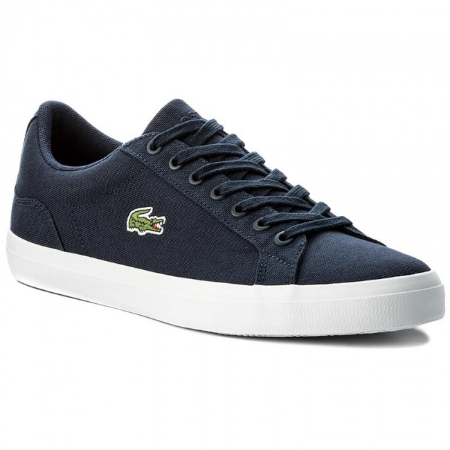 3b49cbba5353f Sneakersy LACOSTE - Lerond Bl 2 Cam 7-33CAM1033003 Nvy - Sneakersy ...