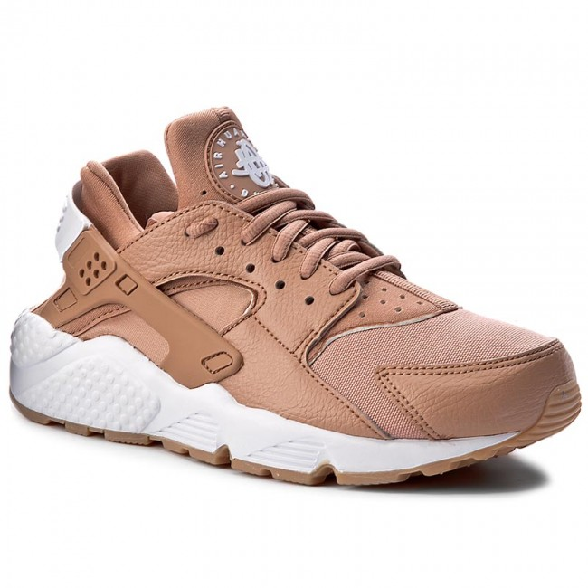 cozy fresh 3b2ca acba4 Buty NIKE - Wmns Air Huarache Run 634835 200 Dusted Clay White Gum Yellow