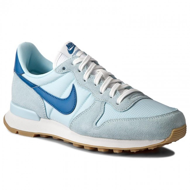 Buty NIKE - Wmns Internationalist 828407 409 Glacier Blue Industiral ... 7b5c37703c