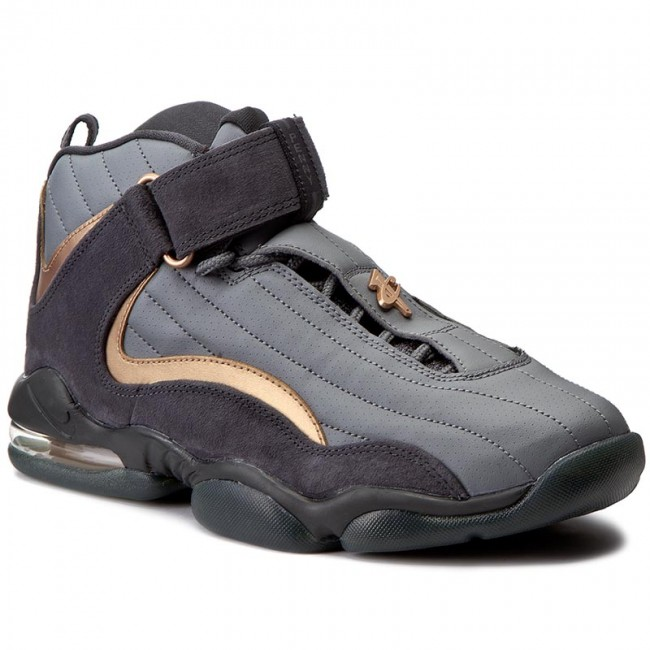 competitive price 0009f b6b7d Buty NIKE - Air Penny IV 864018 002 Wolf GreyMtlc Coppercoin