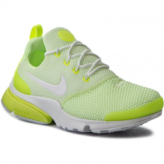eff689a6ec5a Buty NIKE - Presto Fly 910569 700 Barely Volt White Volt - Sneakersy ...