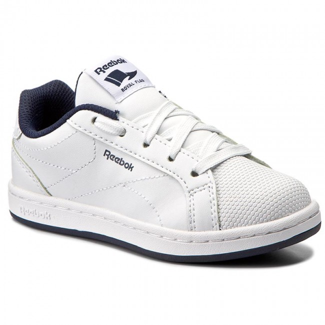 ceffa56fa2df2 Buty Reebok - Royal Complete Cln BS7929 White/Collegiate Navy ...