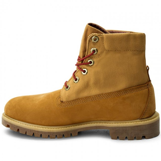 Trapery TIMBERLAND Roll Top FF Af A1JRN Wheat