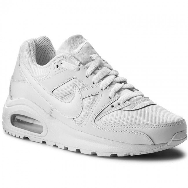 release date: 250f9 15bbe Buty NIKE - Air Max Command Flex (GS) 844346 101 WhiteWhite
