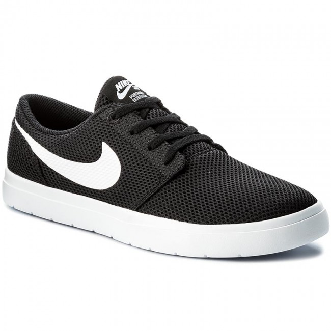 low priced 621a0 1385c Buty NIKE - Sb Portmore II Ultralight 880271 010 BlackWhite