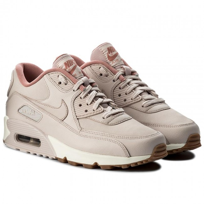 official photos 69b42 4b1a7 Buty NIKE - Wmns Air Max 90 Lea 921304 600 Silt Red/Silt Red/Red Stardust -  Sneakersy - Półbuty - Damskie - eobuwie.pl