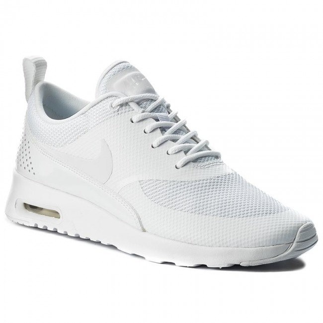 on sale c3620 e0b13 Buty NIKE - Wmns Nike Air Max Thea 599409 107 White White White