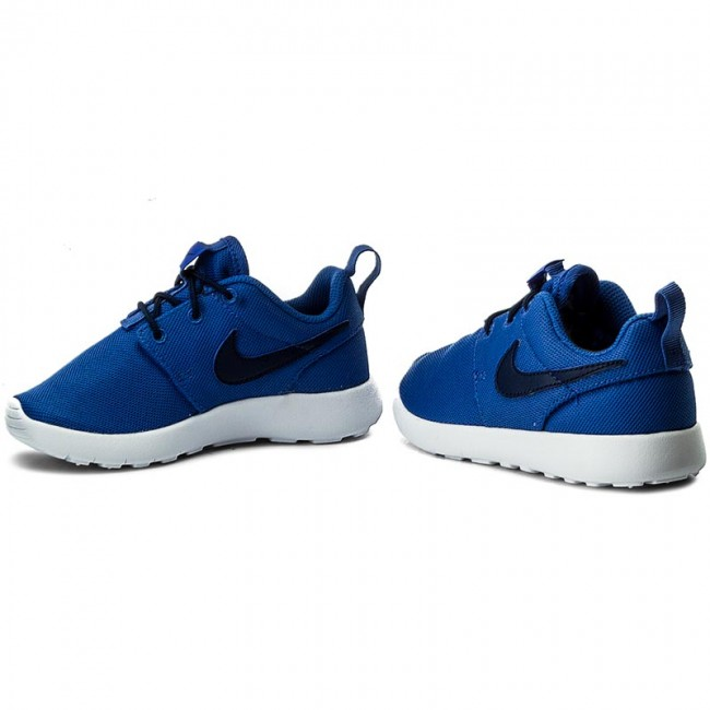best service bd1e9 b4295 Buty NIKE - Roshe One (PS) 749427 420 Comet BlueBinary Blue