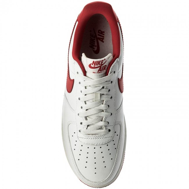 e233a82c ... netherlands buty nike air force 1 low retro 845053 100 summit white university  red sneakersy póbuty