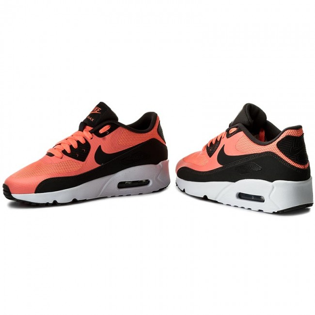 Buty NIKE Air Max 90 Ultra 2.0 (Gs) 869951 600 Lava GlowAnthraciteWhite