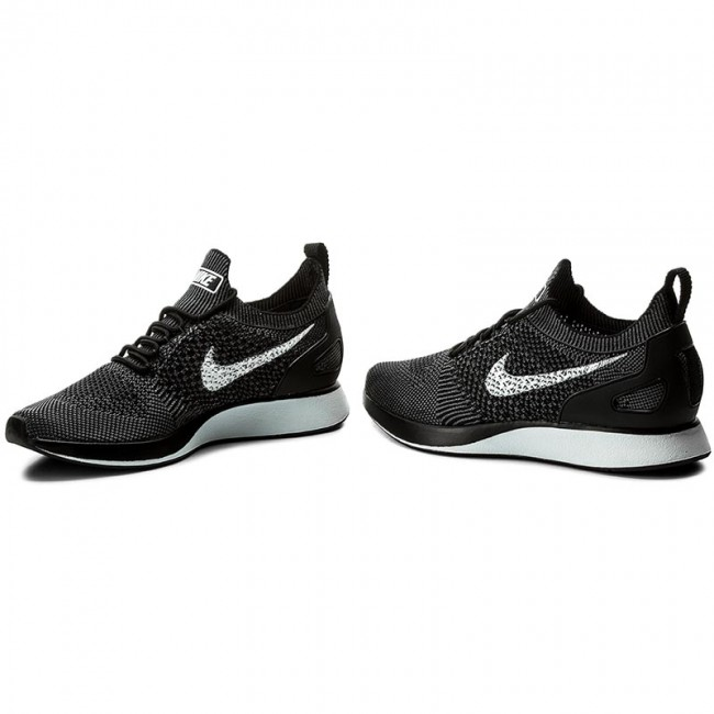 Buty NIKE - Air Zoom Mariah Flyknit Racer 918264 001 Black White Dark Grey 87e3f723f7