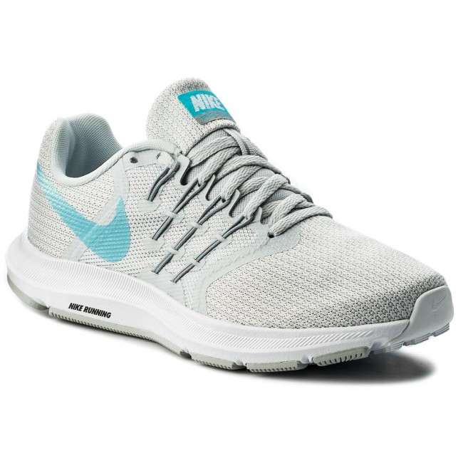 newest collection 23a17 56206 Buty NIKE - Wmns Run Swift 909006 101 WhitePolarized Blue