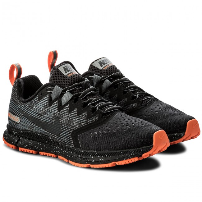 top brands first rate los angeles Buty NIKE - Zoom Span 2 Shield 921720 001 Black/Anthracite/Cool Grey