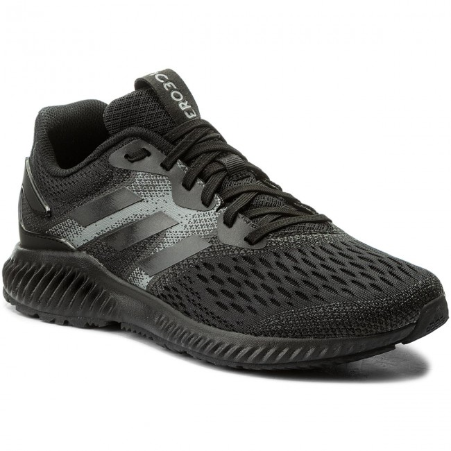 the latest 8ed10 90584 Buty adidas - Aerobounce M CQ0819 CblackCblackGrefou