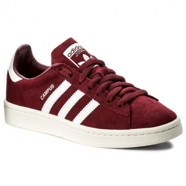 adidas campus bordowe