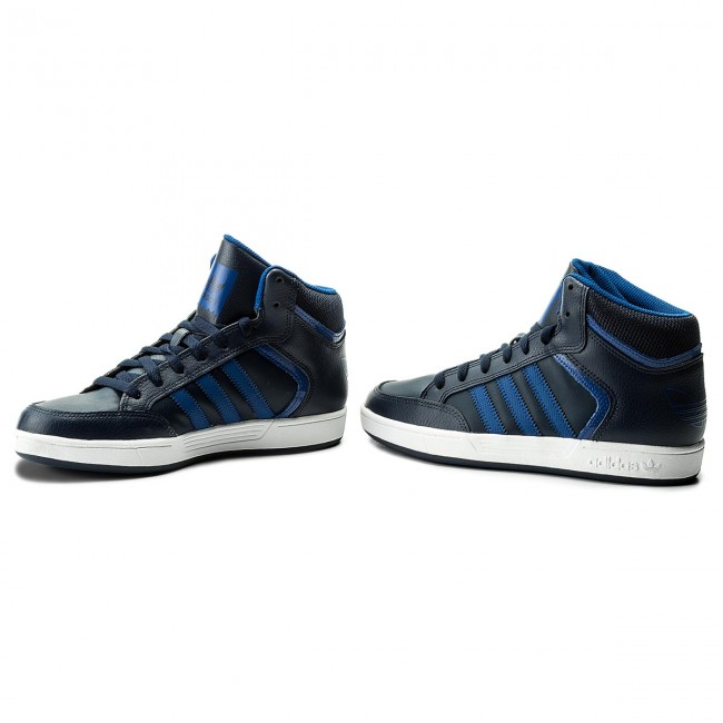 brand new f65f7 8a910 Buty adidas - Varial Mid CQ1149 ConavyCroyalFtwwht
