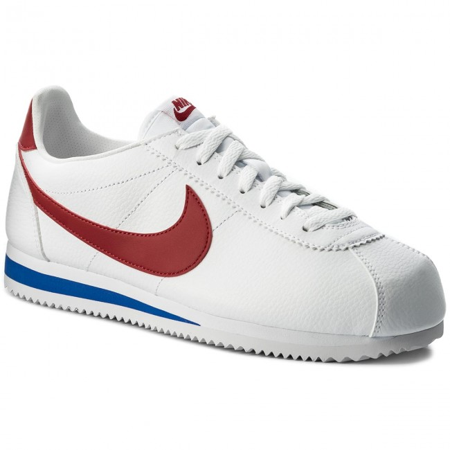 new products 2ef3b 2fbaa Buty NIKE - Classic Cortez Leather 749571 154 WhiteVaristy Red
