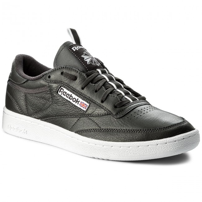 58b822f1564 Buty Reebok - Club C 85 Rt CM9571 Coal White Moss - Sneakersy ...