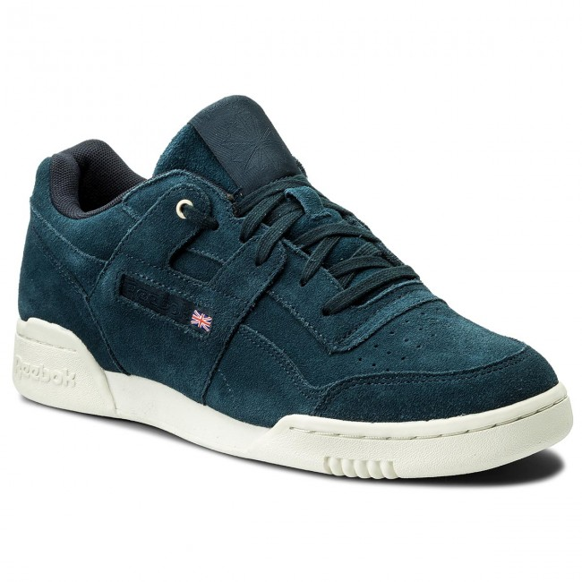 a2c30e7d640de4 Buty Reebok - Workout Plus Mcc CM9302 Navy Chalk - Sneakersy ...