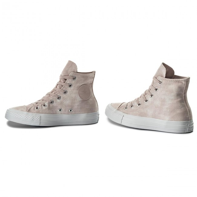 257950d3fa72 Tenisówki CONVERSE - Ctas Hi 159652C Barely Rose Barely Rose White ...