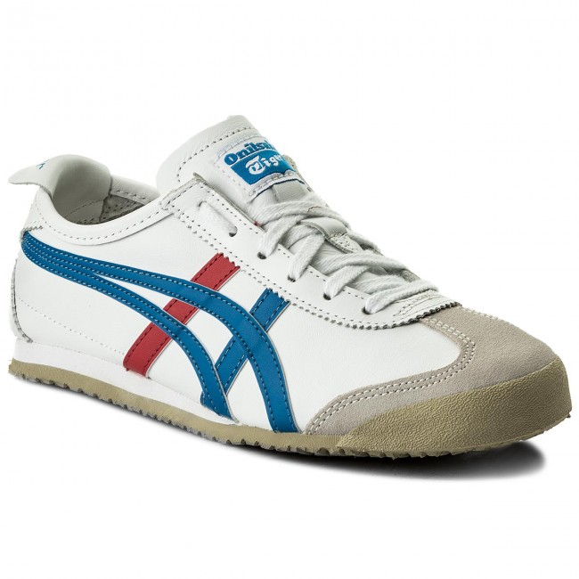 a141758f671b Sneakersy ASICS - ONITSUKA TIGER Mexico 66 DL408 White Blue 0146 ...