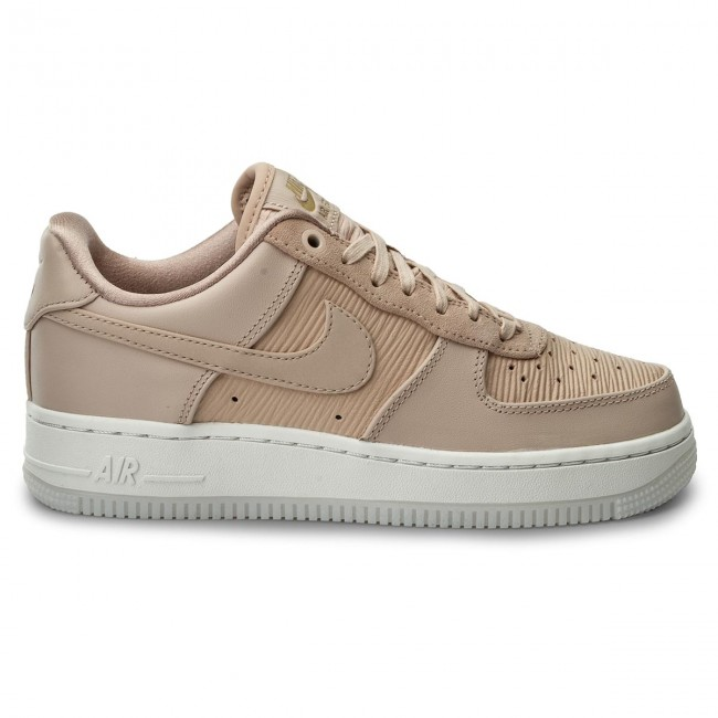 Buty NIKE Wmns Air Force 1 '07 Lx 898889 201 Particle BeigeParticle Beige