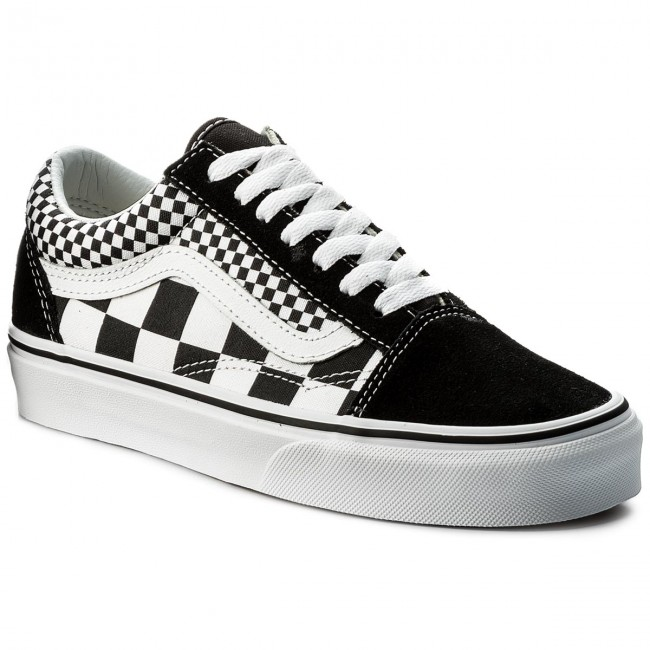 061c22e5d537 Tenisówki VANS - Old Skool VN0A38G1Q9B (Mix Checker) Black True ...