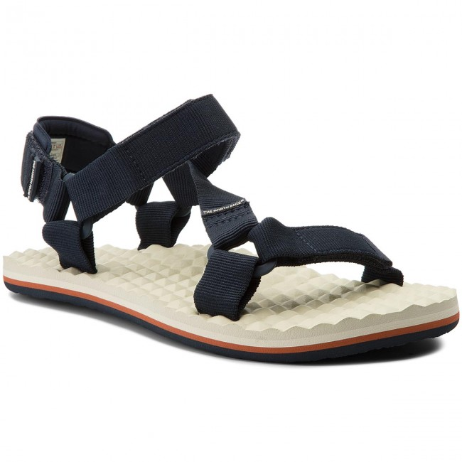 d287a46e8d427 Sandały THE NORTH FACE - Base Camp Switchback Sandal T92Y97IWE Urban  Navy/Weathered Orange