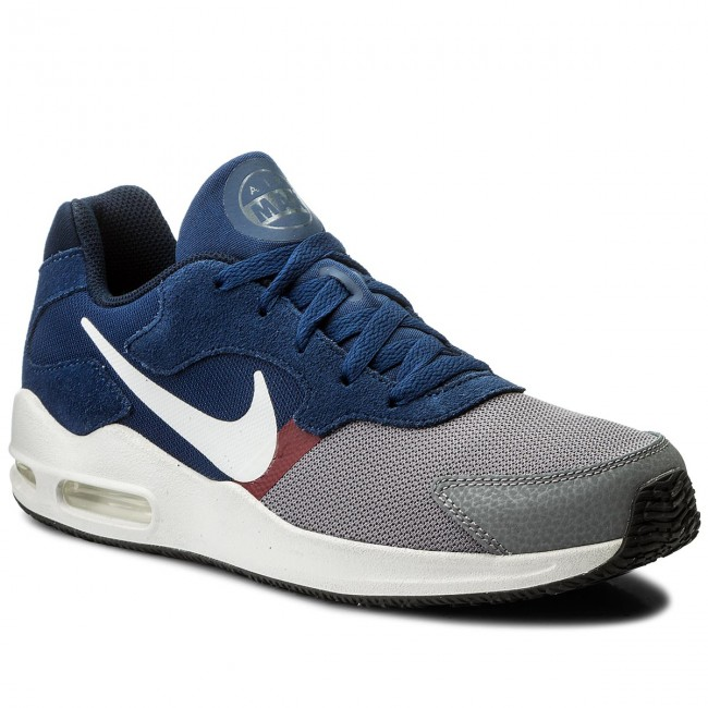 best service a9a19 536a1 Buty NIKE - Air Max Guile 916768 009 GunsmokeVast GreyNavy