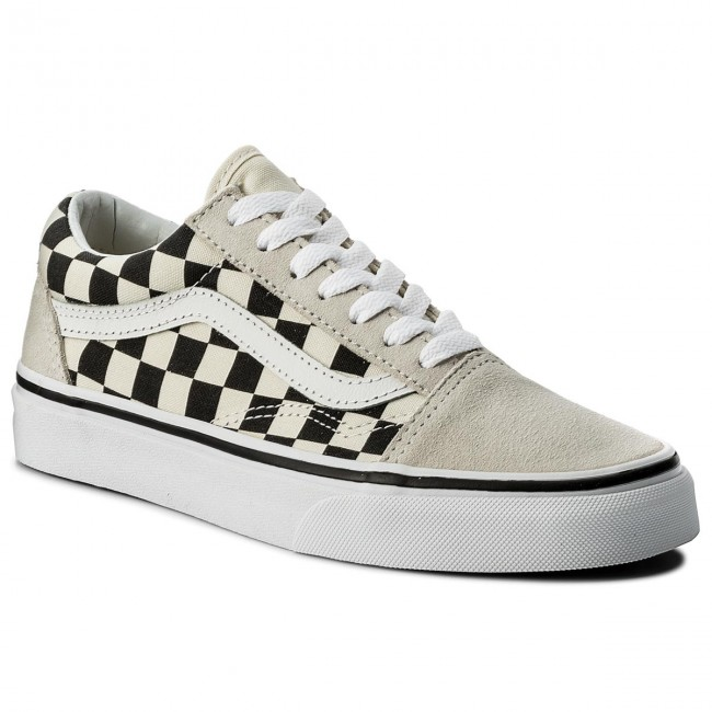 vans checkerboard do chodzenia