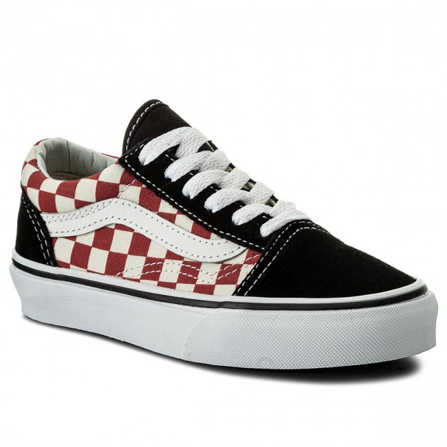 vans authentic checkerboard dk