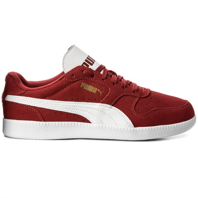 Sneakersy PUMA Icra Trainer SD 356741 33 Red DahliaPuma White