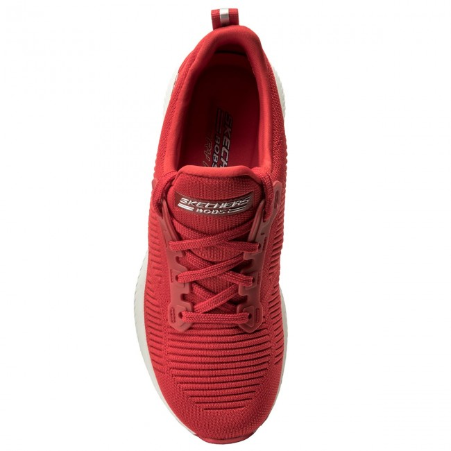 Sneakersy SKECHERS BOBS SPORT Photo Frame 31362RED Red