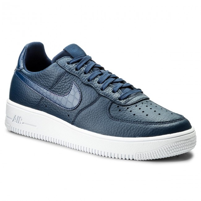 pretty nice 74840 7e049 Buty NIKE - Air Force 1 Ultraforce 818735 404 Navy/Navy/White ...