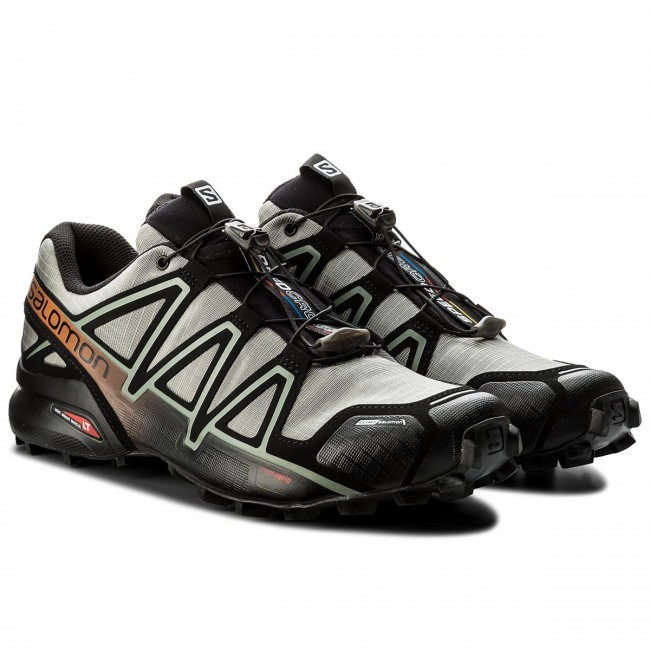 Buty SALOMON Speedcross 4 Cs 398434 29 V0 ShadowBlackHawaiian Sunset