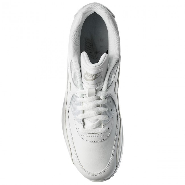 Buty NIKE Air Max 90 Leather 302519 113 True WhiteTrue White